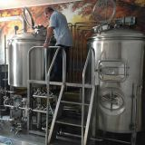 1500l beer brewing equipment beer brewing system with fermenting system