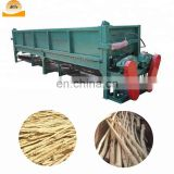 Drum wood log debarker for sale wood log peeling machine for hot sale