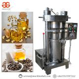 Factory price flax seed cold oil press machine / sesame seeds hydraulic oil press