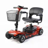 classic 4 wheel electric mobility scooter for seniors  battery removable