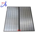 Oil drilling replacement filter screens for Mongoose shale shaker