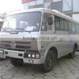 Dongfeng EQ6689PT 4X4 off road mini van bus LW