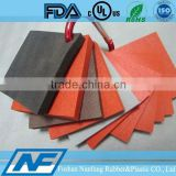 quality closed cell antishock silicone foam sheet