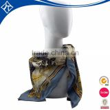 luxuriant polyester scarf printing