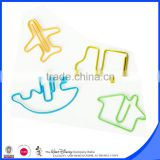 Top selling custom vehicle metal colored paper clips                                                                                                         Supplier's Choice