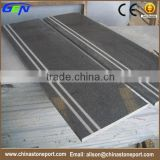 Wholesale Cheap Polished Chinese G654 Dark Grey Granite                                                                                                         Supplier's Choice