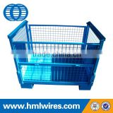 Storage folding steel container for Auto industry                                                                         Quality Choice