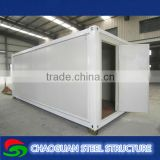1 Bedroom/kitchen/bathroom china mobile container homes in lower price