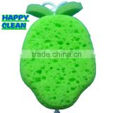 Colorful Lemon-Shaped Bath Sponge /Baby Bath Sponge