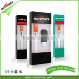 Ocitytimes Disposable Quality 808d Starter Kit Best Real Cigar-like E cigarette 808d 300/350puffs Cartomizer