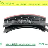 Excellent quality of 4524 brake shoe lined or unlined