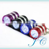New design led flashlight / key chain for promotion gifts