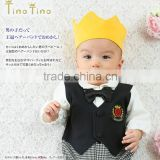Japanese wholesale products high quality cute infant fashion baby headband hair accessories toddler clothes children clothing