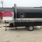 black food machines maker mini truck food food truck for sale food truck for sale in malaysia mobile food trailer