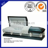 20H2049 funeral supply good quality cheap price coffin American steel casket