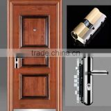 Metal Doors Manufacturers In China ,15 light exterior door,french doors to patio ET-S04