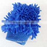Double Microfiber Mitten For Automobile Wash                                                                         Quality Choice