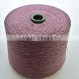 HB100% Acrylic Cashmere knitting Yarn For Fabric 2/28NM