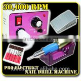 30000 RPM Professional Electric Nail Drill Machine Nail Machine Nail Art Machine