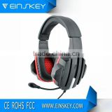High Quality Fashion Professional cheap USB gaming headphone