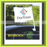 2012 hot customized car flag Holder