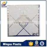 Simple innovative products fire resistant plastic honeycomb panel from chinese wholesaler