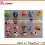 new design Custom plastic toys soft pvc figures silicone toy vinyl injection molding animal toy