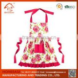 Lovely Kitchen Eco-friendly kitchen promotion heat protective apron