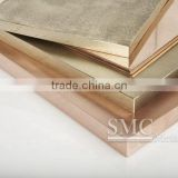 C63000Aluminum Bronze sheet, bronze color anodized aluminum sheet price made in china, copper clad aluminium bimetal sheet