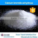 Calcium bromide anhydrous 96% and 52% (CAS: 7789-41-5)