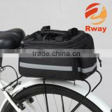 600D bike trunk bag bicycle rack bag bicycle rear carrier bag