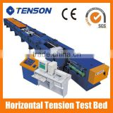 Horizontal tensile test machine/ wire rope testing equipment 100T 200T 300T