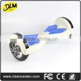 8 inch wheel with bluetooth,led light popular welcome cheaper 2 wheel smart balance electric scooter