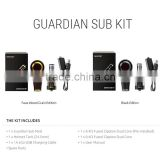 Alibaba China New Product Original Smok Guardian Sub Pipe Kit With 1900mah Built-in Battery Mod 2ml Helmet Tank VS Guardian III