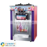 High quality mini type small table top soft serve ice cream machine                                                                         Quality Choice