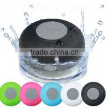 Factory wholesale Wireless stereo Bluetooth 3.0 Waterproof Outdoor & Shower Mini Speaker with 3W
