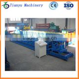 C Purlin Roll Forming Machine, Channel Steel Structure Material Making Machine Cold Formed Steel Frame Machine