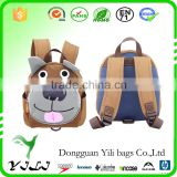 Child Bag Kindergarten Small School Bag Male Female Child Baby Backpack Anti Lost Animal Schoolbag