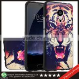 Samco Creative Fashion Design 3D Sublimation Rubber Phone Cover Mobile for Meizu M2 Note