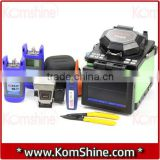 China supplier Drop cable Fusion splicer Komshine FX35H fiber optic splicing machine/Fiber joint machine