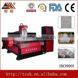 China manufacturer CNC machine for carving price, carving machine for ceramic tile making