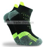 black 100 cotton fashion ankle socks fit sport with more elastic and nylon                                                                         Quality Choice