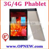 Phone tablet 8 inch Octa Core 4G phablet dual sim card slot ndroid 5.1 Lollipop 4G FDD LTE IPS 4G phone call tablet