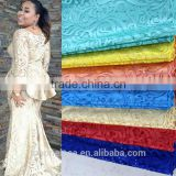 peach color nigerian lace fashion styles african tulle lace