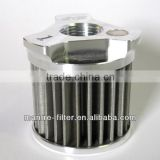 stainless steel spin on oil filters