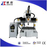 3030 hot sale hobby mini cnc engraving router for badge machine