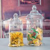 candy glass jar for wedding decoration