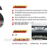 Waterproof Backup Alarm with LED Flashing,Back-up Alarm,Safety Reversing Alarm,Reverse Alarm(SR-BA-109),12 or 24V