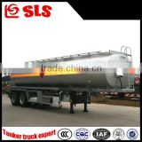 Cement bulk carrier trailer