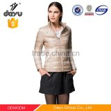 Cheap winter jackets winter women coat model slim fit blazer bomber jacket